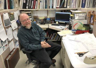 Phil Onstad, HVAC designer